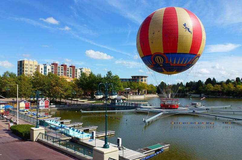 The PanoraMagique Balloon